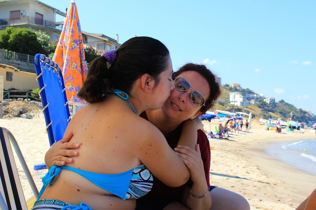 Malferà Beach, prima oasi in Italia per i disabili