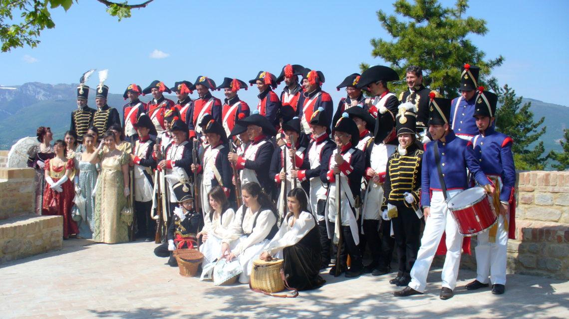 Gruppo storico Tolendino